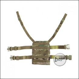 BE-X Modulare Beinplatte - multicam