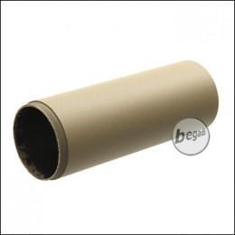 Begadi 125mm Scope Extender für Zielfernrohre mit 40mm Objektiv - TAN