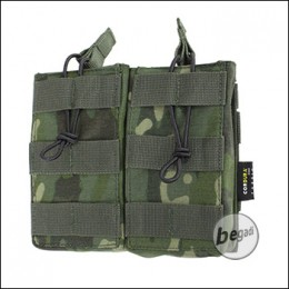 BE-X Open Mag Pouch, double, für G36 - multicam tropic