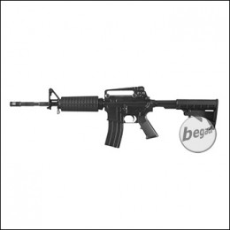 KJW M4 Carbine GBB -Version 3- (frei ab 18 J.)