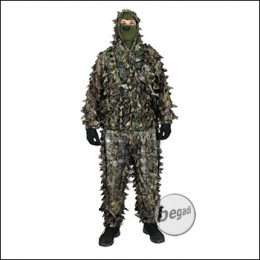 "BE-X Ultraleicht Ghillie ""Natural Blind© 3D"", grün"