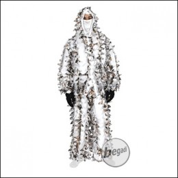 "BE-X Ultraleicht Ghillie ""Natural Blind© 3D"", winter"