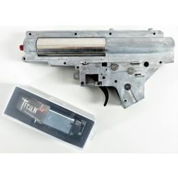 A&K K25 SAEG original Gearbox mit Motor (frei ab 18 J.)