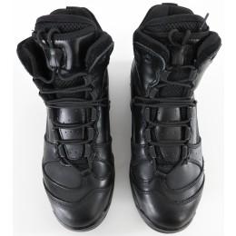 Begadi Basic Boots / Einsatzstiefel - schwarz UK Größe 8