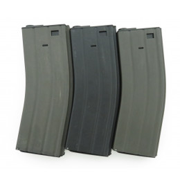 3x Lonex M4 Highcap Magazin (350 BBs)