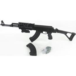 "Begadi AK Sport ""Tactical"" -Gen.3 Internal Mosfet- S-AEG mit Klappschaft (frei ab 18 J.) + Tuning"