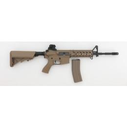 G&G CM16 Raider-L AEG, TAN < 0,5 J.