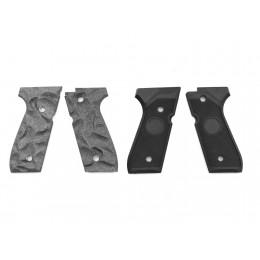 Alumide und Plastik Griffschalen für TM, KJW M9 (M92) und BFA SA92B