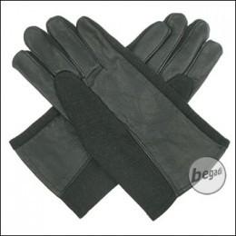 "BE-X NOMEX Handschuhe ""classic"" (kurz), Schwarz"