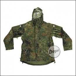 BE-X Feldjacke 2k / Basic Smock, flecktarn