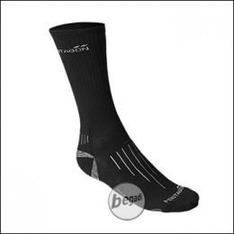 """PENTAGON Funktions- Socken """"Gen. 2"""" mit Coolmax, Schwarz"""