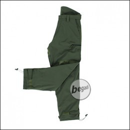 BE-X Softshellhose, olive