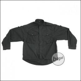 BE-X Basic Combat Jacke, Schwarz