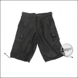 BE-X Outdoor Shorts, Schwarz