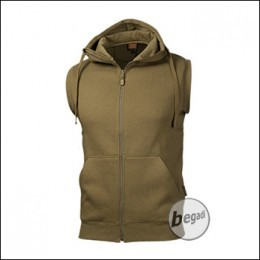 "PENTAGON Tactical Sweater ""Thespis"", mit Kapuze, Tan"