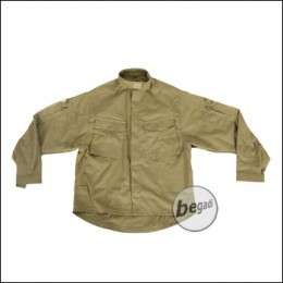 BE-X Basic Combat Jacke, Khaki / Tan