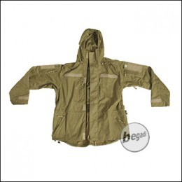 BE-X Feldjacke 2k / Basic Smock, Tan