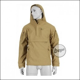BE-X Wilderness Anorak, Tan