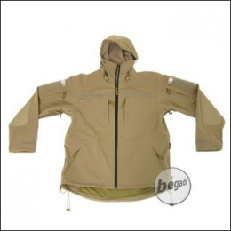 BE-X Softshell Parka, Tan