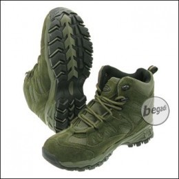 "Stiefel ""Trooper"", Olive"