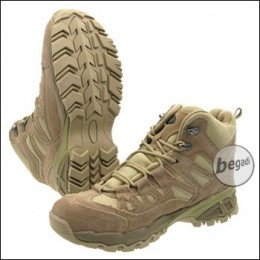 "Stiefel ""Trooper"", Tan"