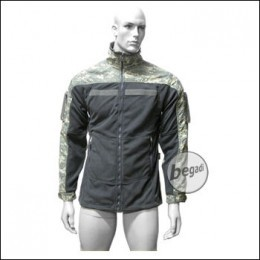 BE-X Fleecejacke, UCP (ACU)