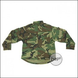 BE-X Basic Combat Jacke, US Woodland
