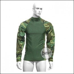 BE-X Combat Shirt, US Woodland