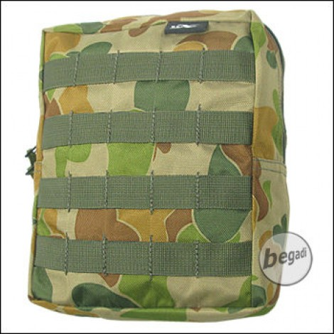 BE-X Vertical acc. pouch - auscam