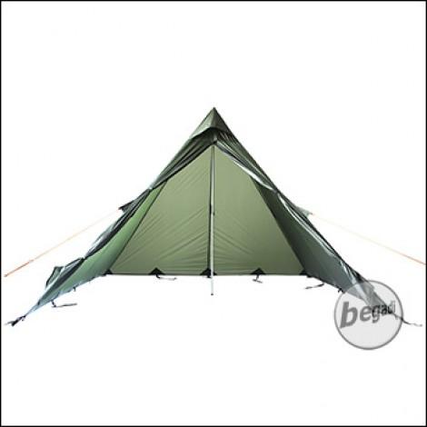 FIBEGA Pyramid tent Silnylon - OD green & FIBEGA Pyramid tent Silnylon - OD green - Tents u0026 Shelters - Camp ...