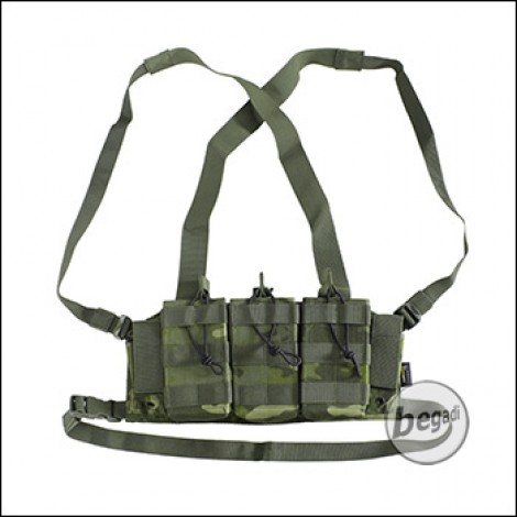 """BE-X Micro Chest Rig """"G36 Edition"""" - multicam tropic"""