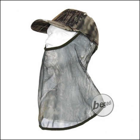 """BE-X Snipers Cap """"Natural Blind© 3D"""", brown - unisize"""