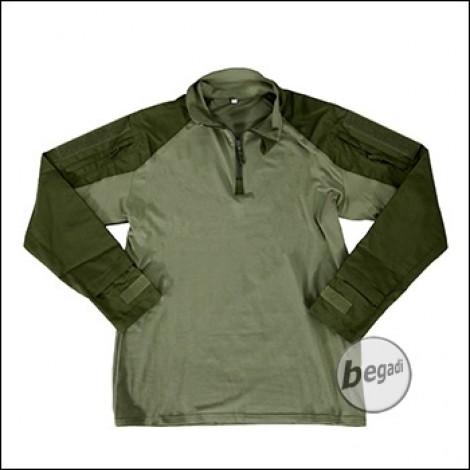 "BE-X FronTier One UBACS Field Shirt ""Combat Shirt"", OD green"