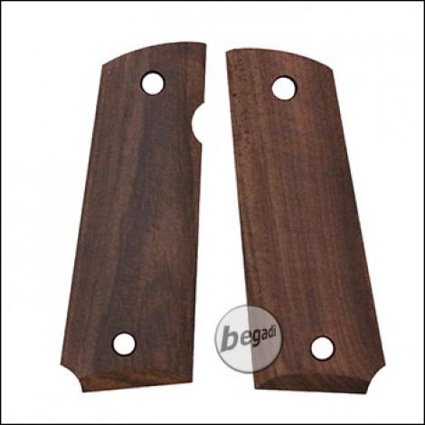 ICS Korth PRS real wood grips made of Sandalwood [AK-71]