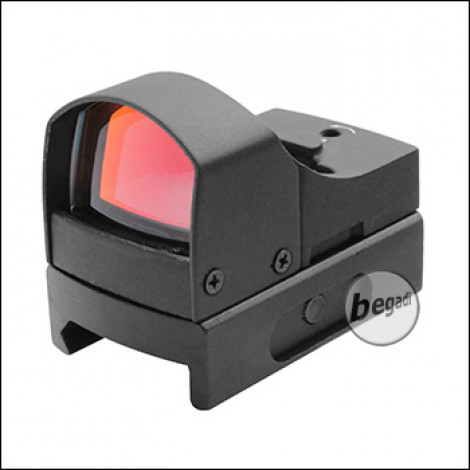 UFC Reflex Mini Reddot - black