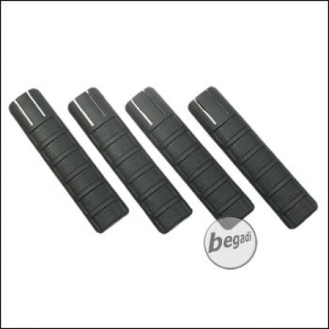 Begadi Railcover (4 pieces)