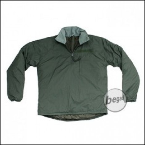 BE-X FronTier One Midlayer Anorak, OD Green
