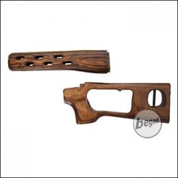Battleaxe SVD Real Wood Kit