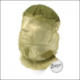 Fibega Mosquito Headnet, OD green