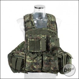 """Invader Gear Plate Carrier """"COMBO"""" - german camo"""
