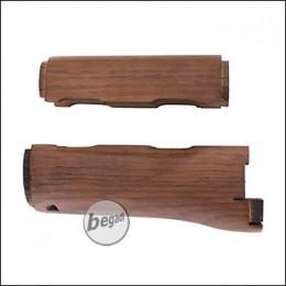 Battleaxe AKS74U Real Wood Kit (2parts)