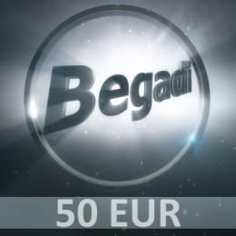 Coupon 50 EUR