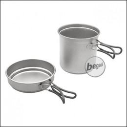 Fibega Titanium Cooking Kit