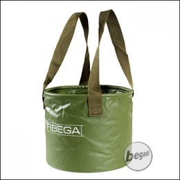 Fibega Foldable Water Bucket, with handles