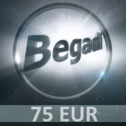 Coupon 75 EUR