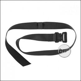"""BE-X FronTier One BDU Belt """"Ultralight & Ultrarugged"""" - black"""
