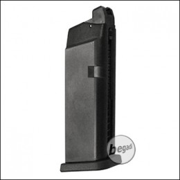 Magazine for WE GForce 19 GBB series, black