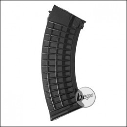 "Battleaxe AK74 MidCap Magazine ""Waffle"" Type (110 BBs) -black-"