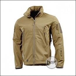 "Pentagon Softshell Jacket ""Artaxes"" in Tan"