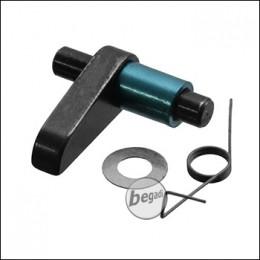 Lonex Reinforced Anti Reversal Latch for V6 Gearbox (blue)